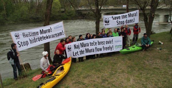 Stop Dams!
